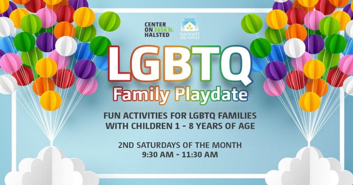 Chicago 5/9/20 LGBTQ Family Playdate