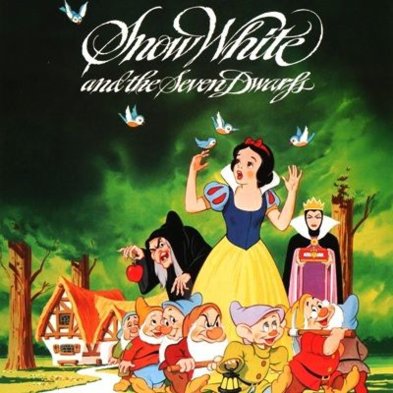 Snow White And The Seven Dwarfs 1937 In Bertram At Historic