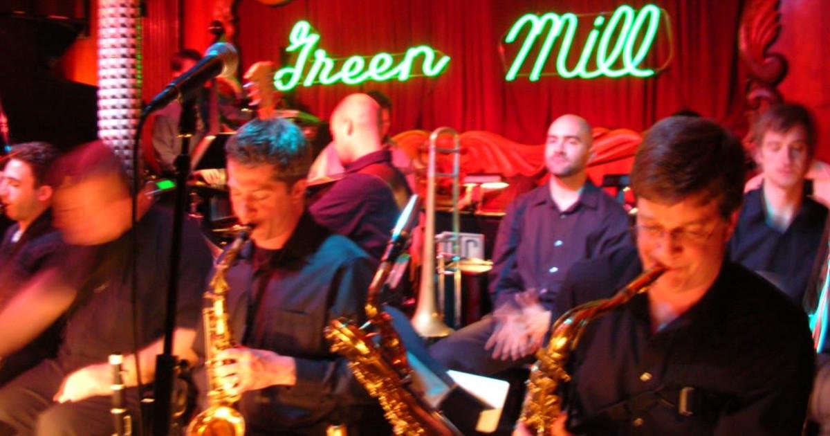 Late Night Jazz Party w/ Pat Mallinger & Company