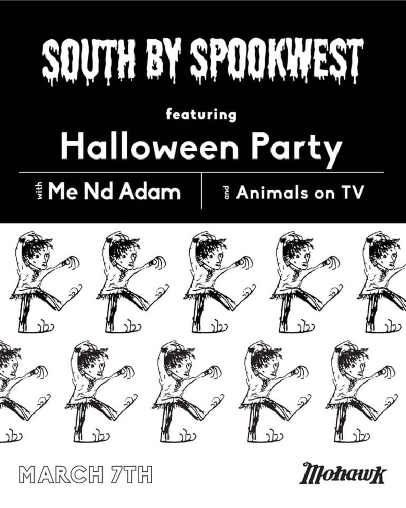 Halloween Parties 2020 Austin South By SpookWest w/ Halloween Party & More in Austin at Mohawk