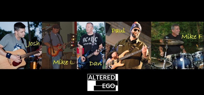 Altered Ego in Overland Park at Roxy Bar