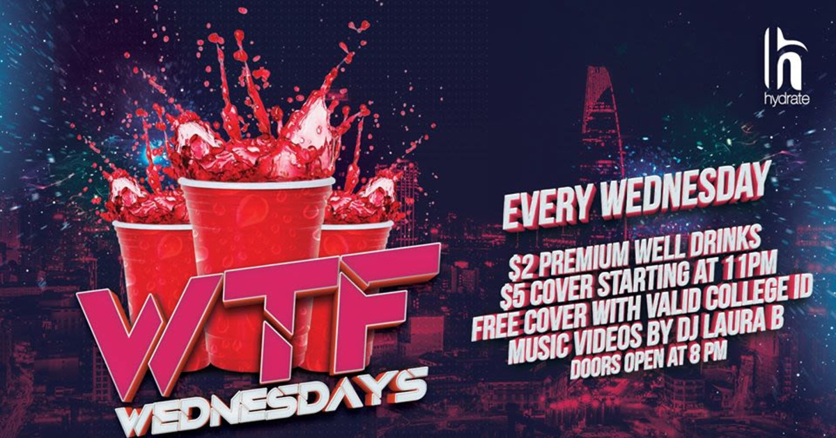 Chicago 7/1/20 WTF Wednesdays
