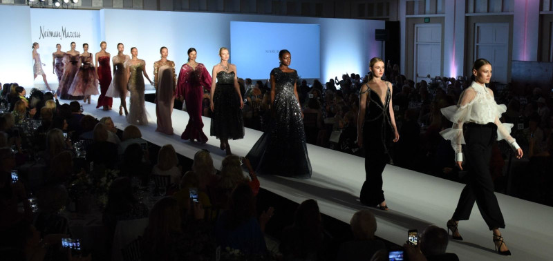 30th Annual Celebrating Couture 2020 In San Diego At Hyatt