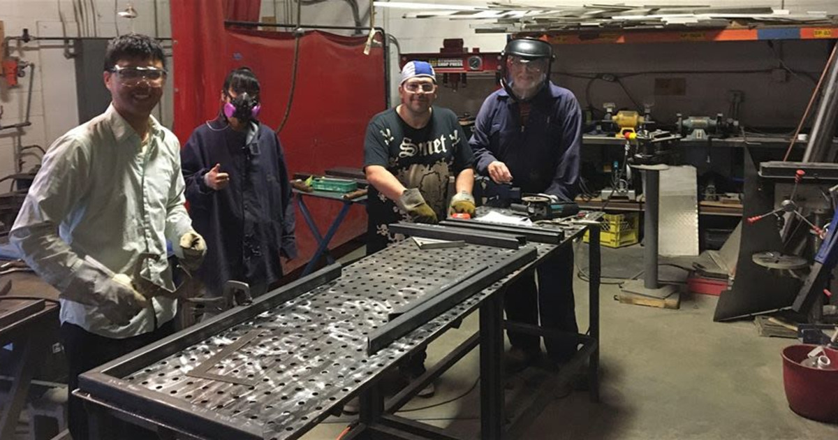 Metal Fabrication Course