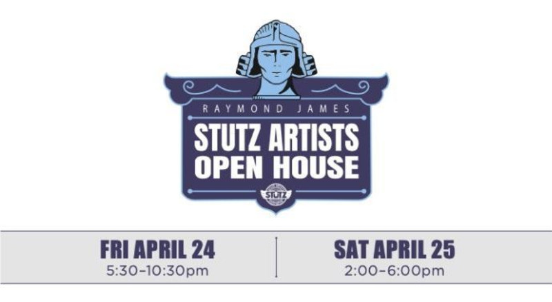 Raymond James Stutz Artists Association Annual Open House In