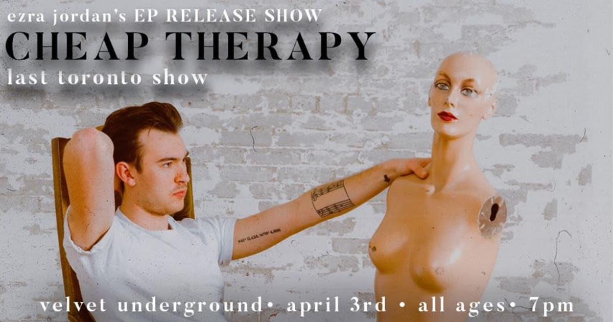 Ep Release Party/Last Toronto Show