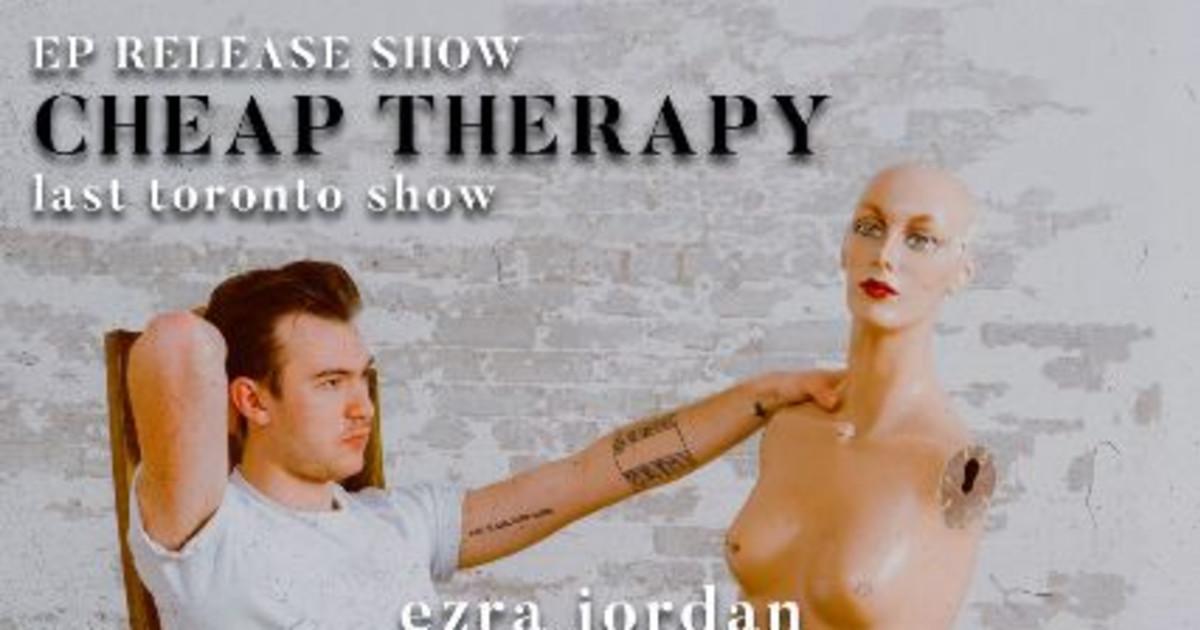 Ezra Jordan'S Ep Release Show