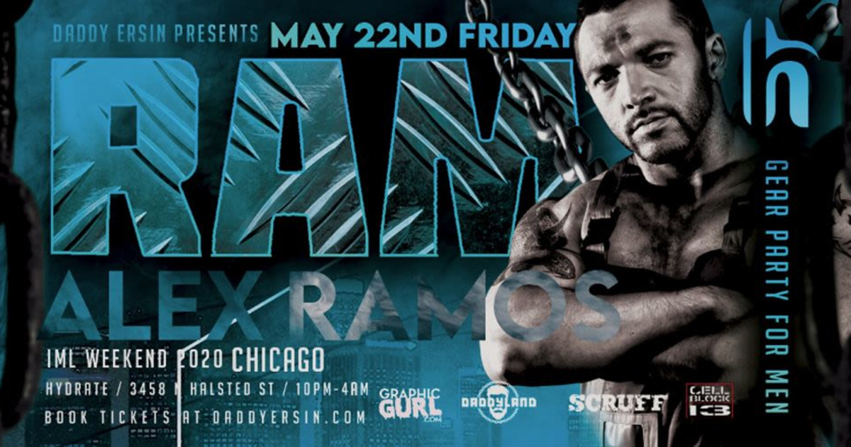 Chicago 5/22/20 RAM Party - Chicago IML Weekend