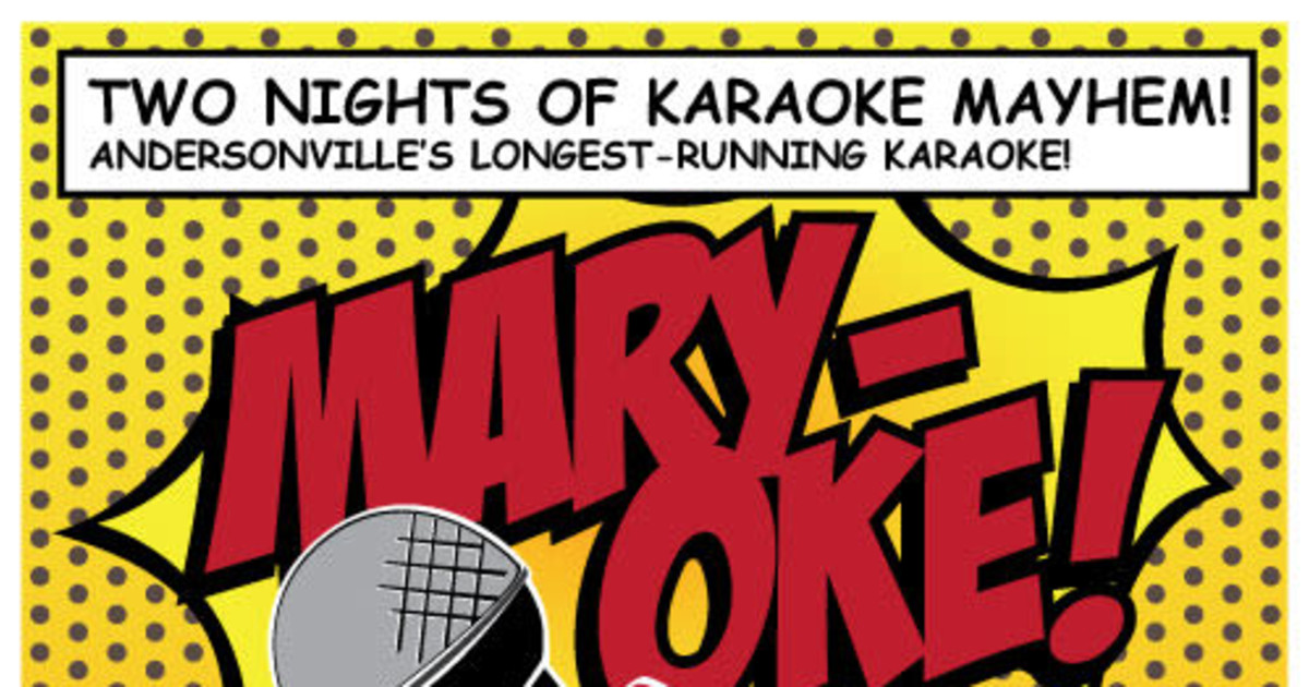 Chicago 12/6/20 MaryOke Karaoke - Sunday Funday