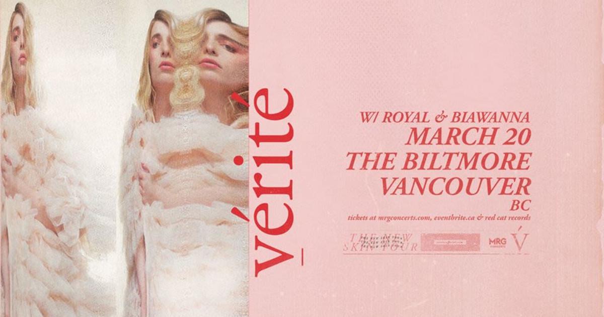 Vérité - The Biltmore
