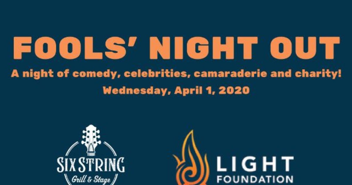 Cancelled: Fools' Night Out
