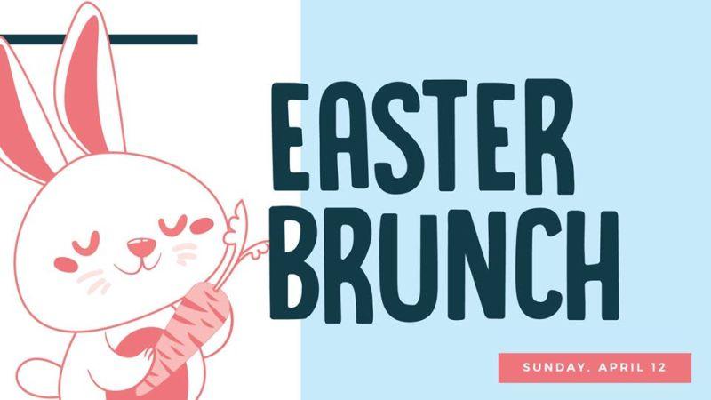 Easter Brunch - Easter Brunch Clip Art - Free Transparent PNG Clipart  Images Download