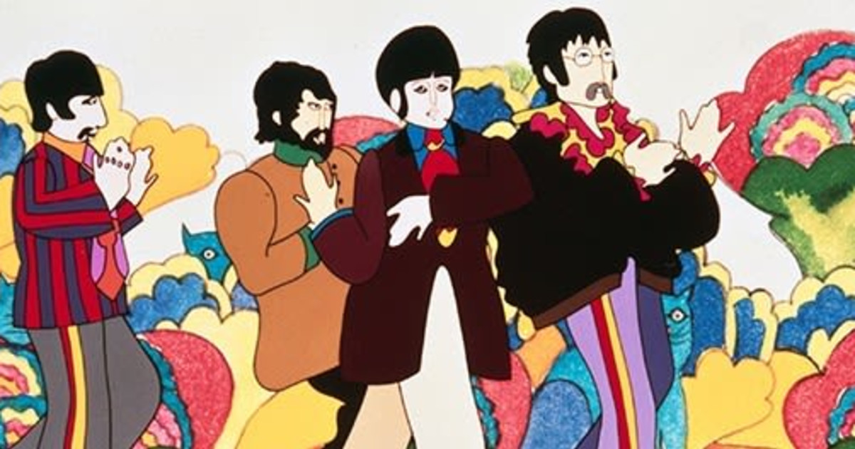 Yellow Submarine Live Sing A Long Premiere In St Louis At