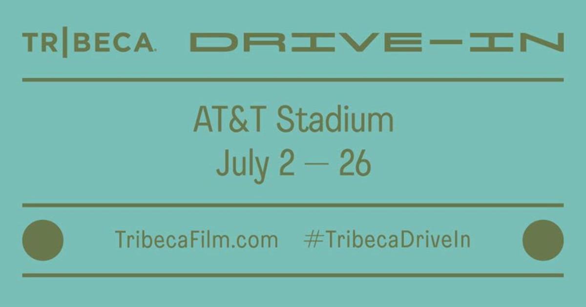 Tribeca Drive-In in Arlington at At&t Stadium