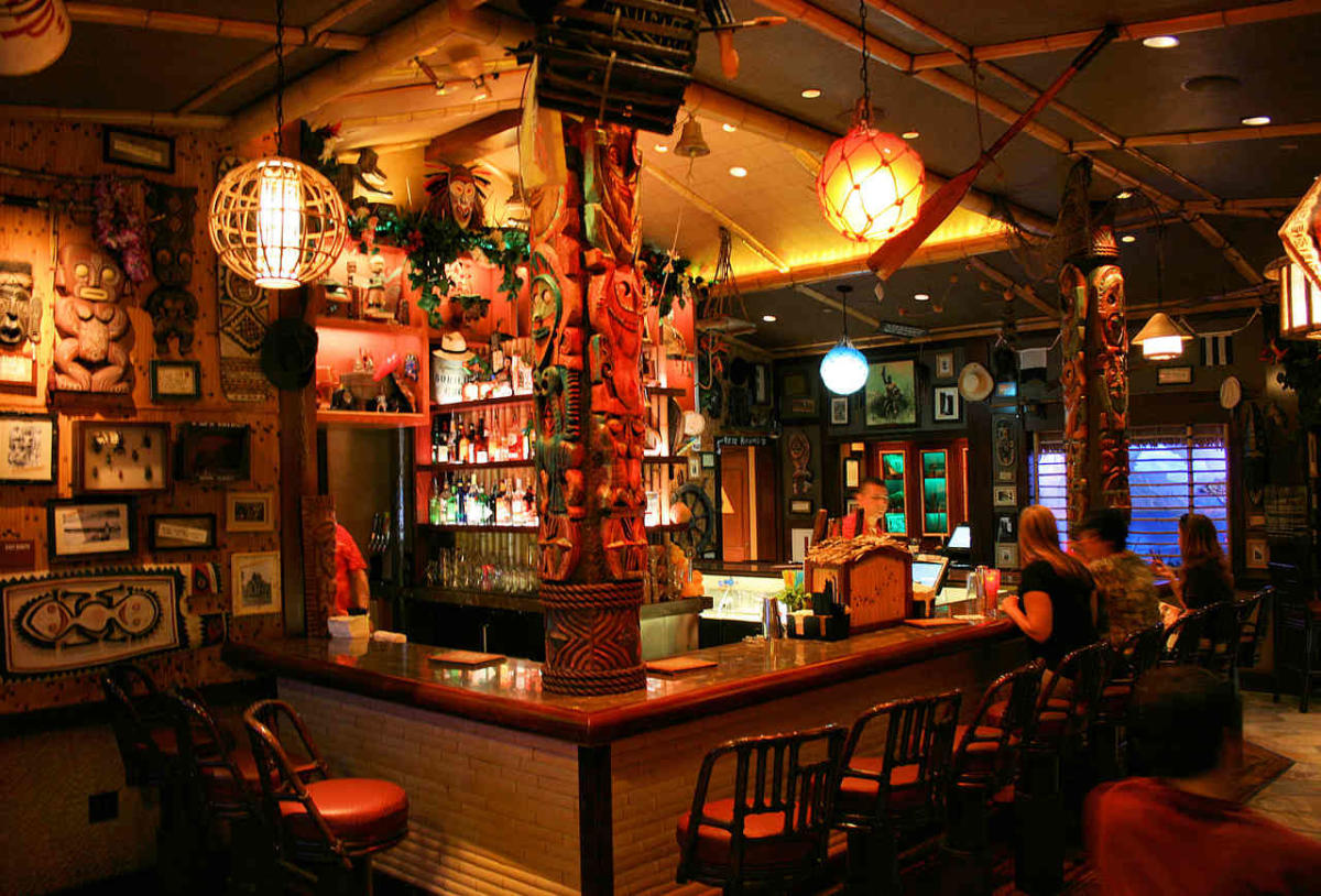 LA's Best Tiki Bars