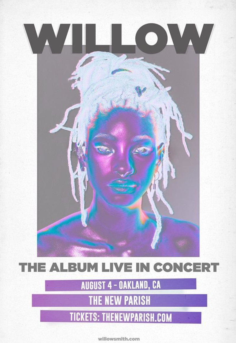 Maison Du Nord Magazine willow smith in oakland at the new parish
