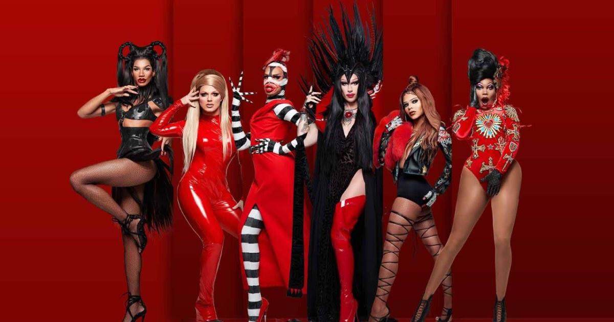 Chicago 9/11/20 RuPaul's Drag Race Vegas Revue Viewing Party