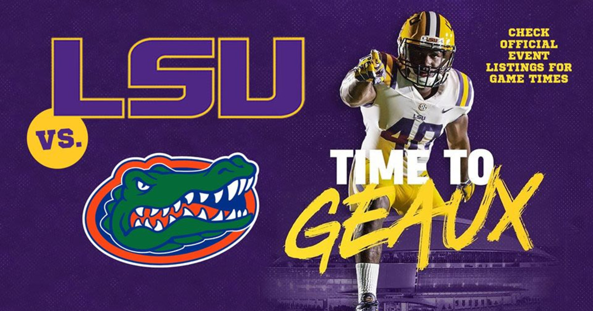 Chicago 10/17/20 Lsu Vs. Florida Football Watch Party