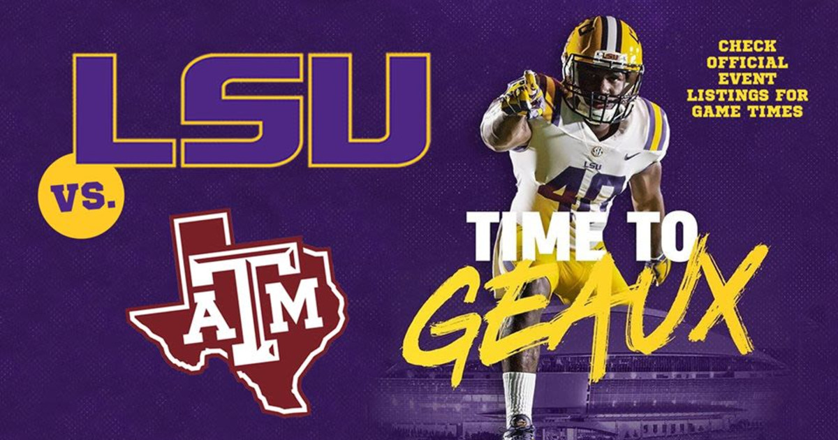 Chicago 11/28/20 Lsu Vs. Texas a&M Football Watch Party