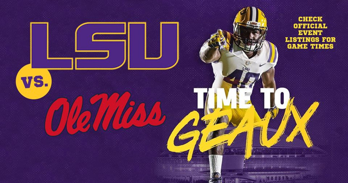 Chicago 12/5/20 Lsu Vs. Ole Miss Football Watch Party