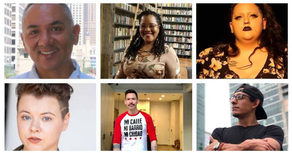 Chicago 10/29/20 Am I Man Enough?: Stories of Toxic Masculinity