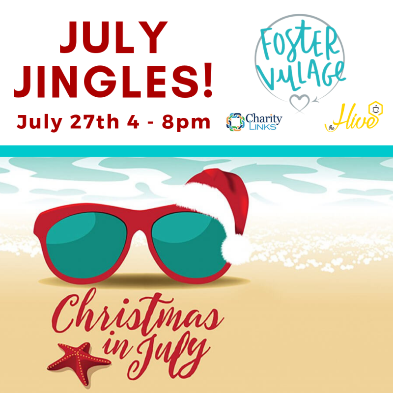 Austin Christmas Events 2019 Christmas in July: Foster Village Shoe Drive, Shopping, and Fun!