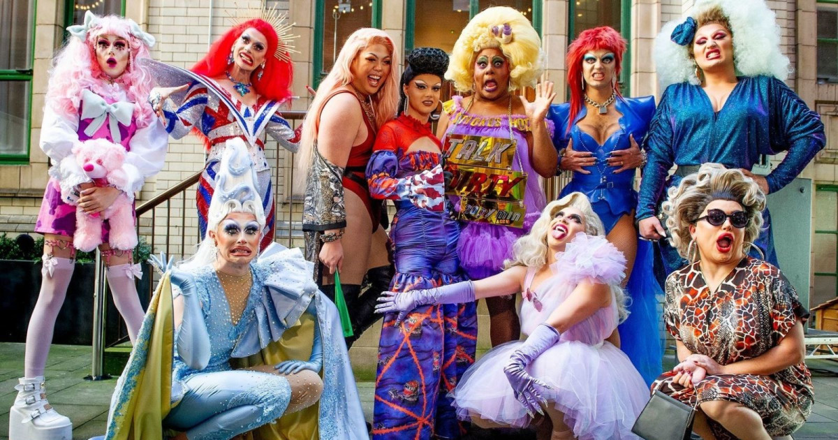 Chicago 9/10/20 God Shave The Queens Viewing Party