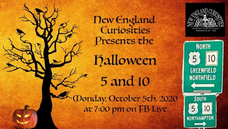 Halloween Shows Boston 2020 Halloween 5 and 10 on Facebook Live in Boston at DoStuffAtHome