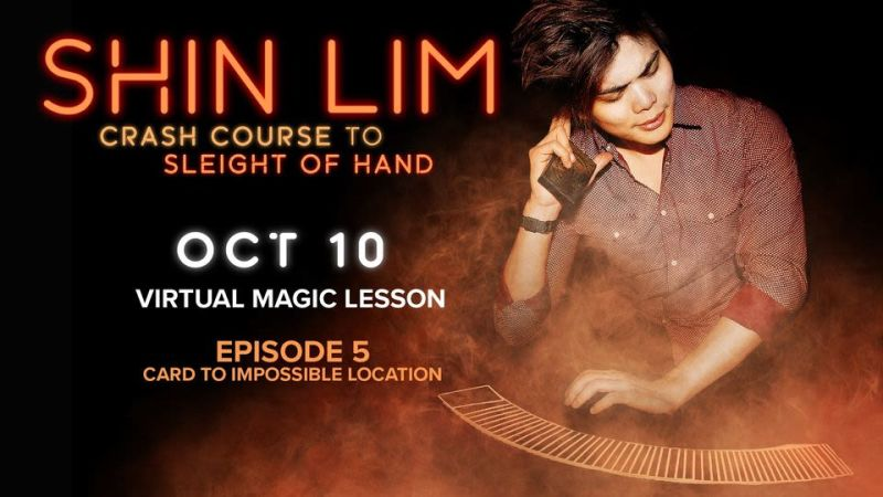 Crash Course w/ Shin #5: Card to Impossible Location in Boston at