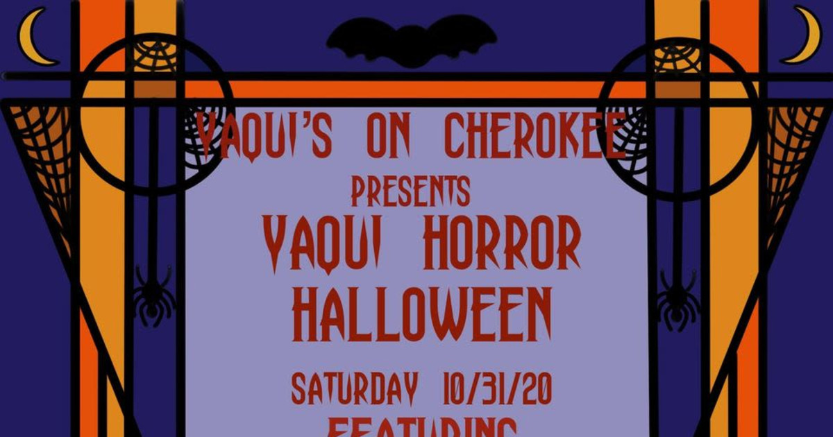 St. Louis Halloween Events On 10-31-2020 Yaqui Horror, Socially Distanced, Halloween in St. Louis at
