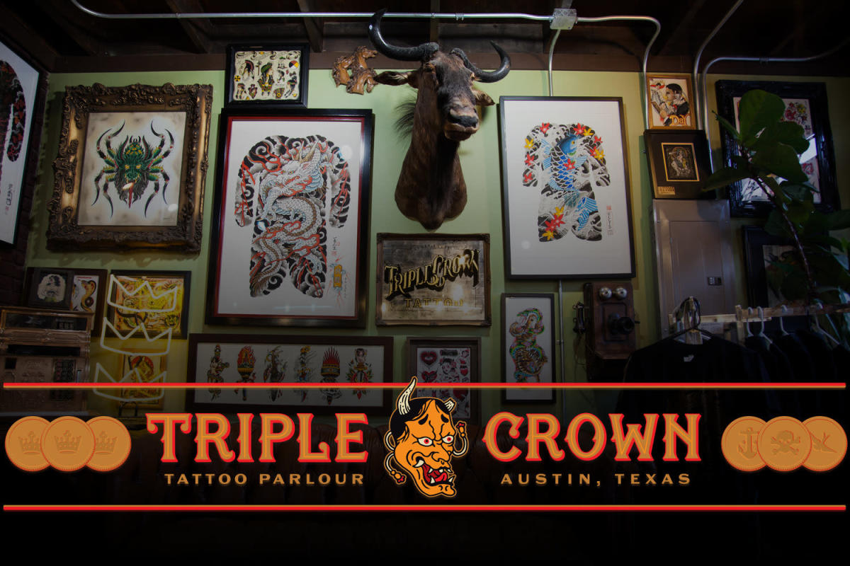 The Best Tattoo Shops in Austin