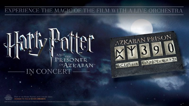 Harry Potter and the Prisoner of Azkaban™ in Concert at Davies Symphony Hall