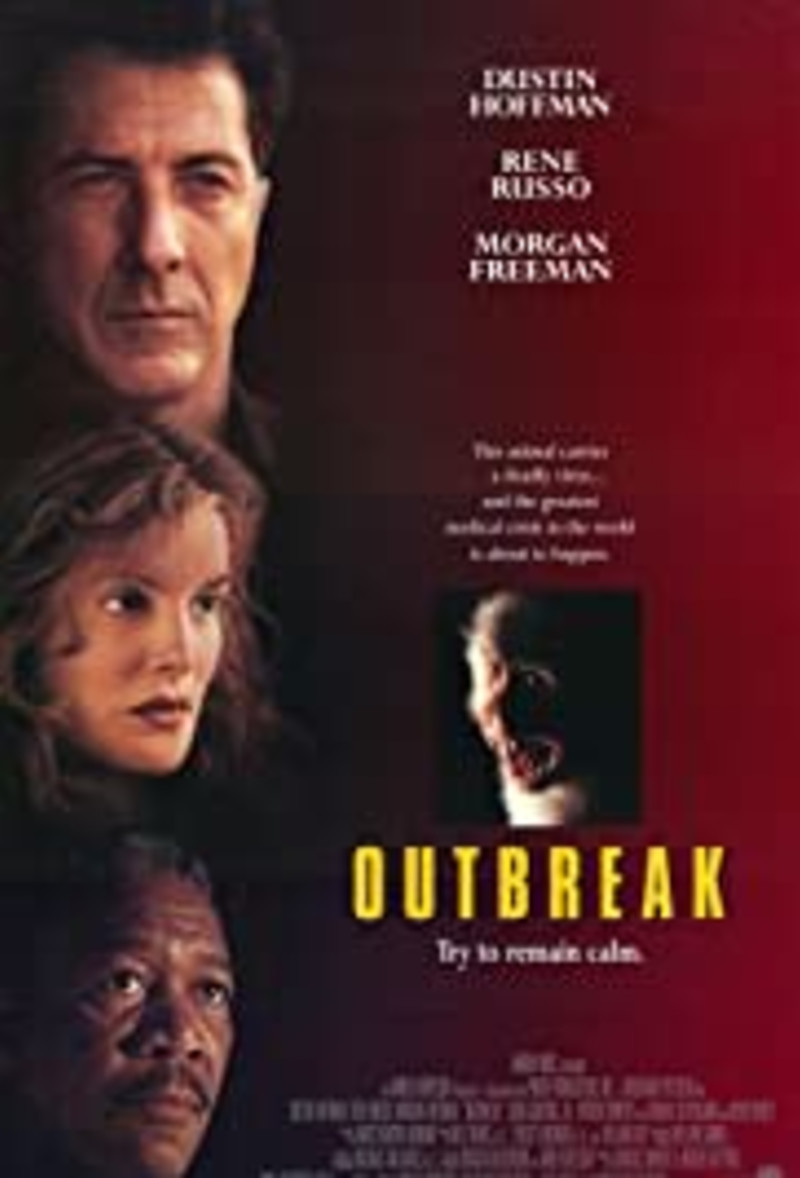 Outbreak 1995 In Ennis At Galaxy Drive In