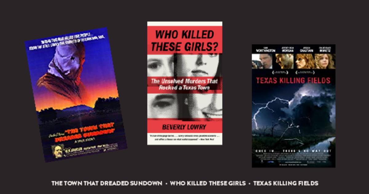 Texas True Crime to Dive Into