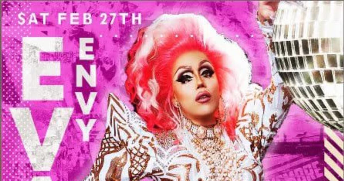 Chicago 2/27/21 Saturday w/ Evah Envy