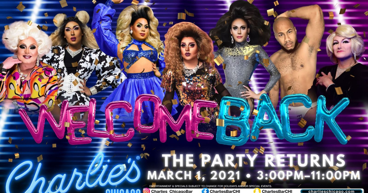 Chicago 3/1/21 Welcome Back: The Party Returns