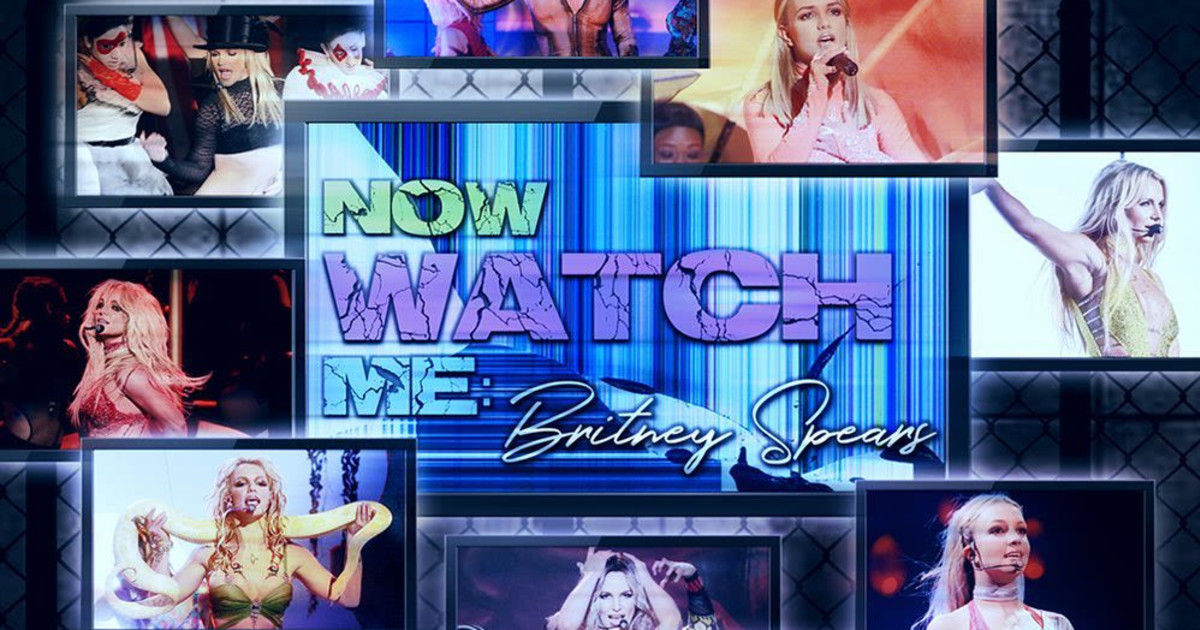 Chicago 3/28/21 Now Watch Me: Britney Spears