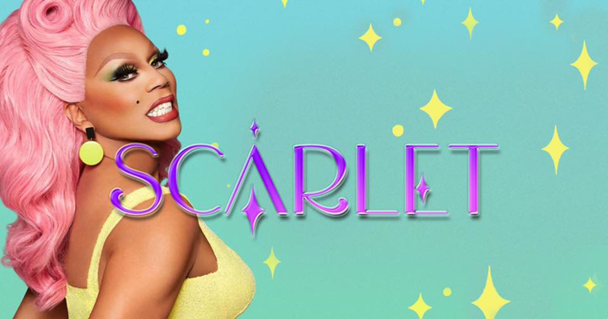 Chicago 4/16/21 Drag Race Viewing Party at Scarlet!