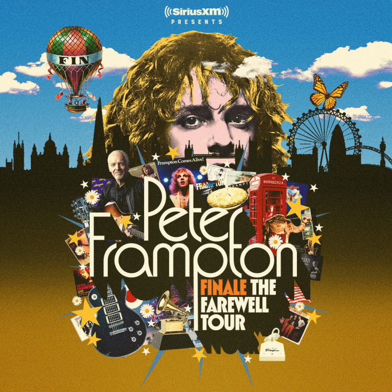 Peter Frampton FINALE - The Farewell Tour in Nashville at
