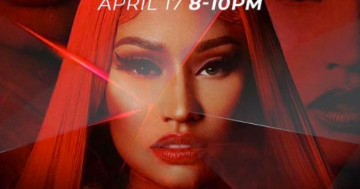 Chicago 4/17/21 Power Hour: Nicki Minaj
