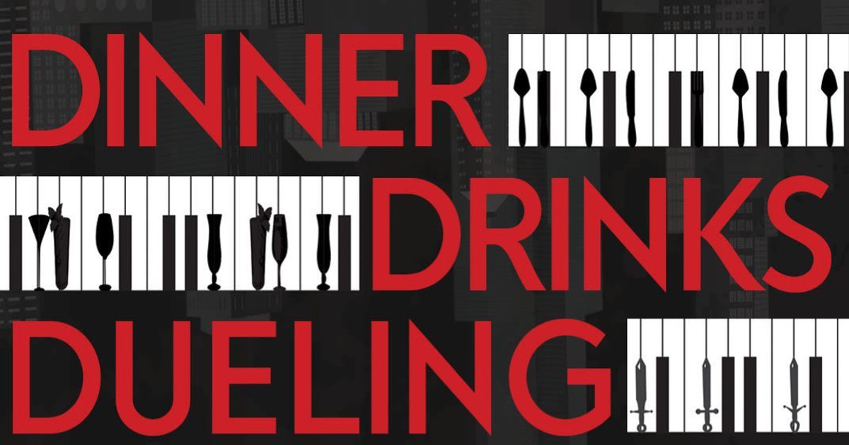 Chicago 5/6/21 Dinner, Drinks & Dueling Pianos
