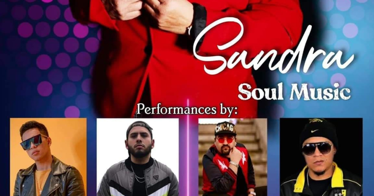 Chicago 5/1/21 Sandra Soul Music Video Release Party