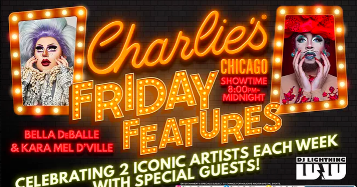 Chicago 6/4/21 Friday Features