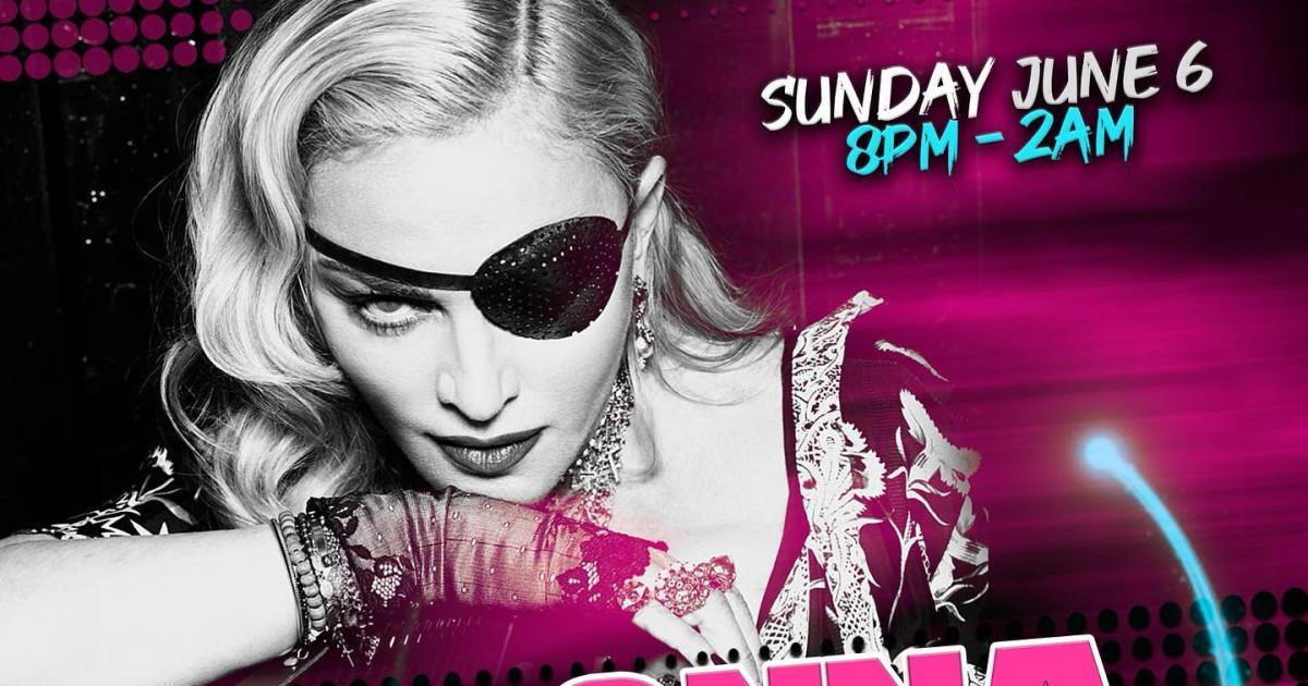 Chicago 6/6/21 Madonnarama