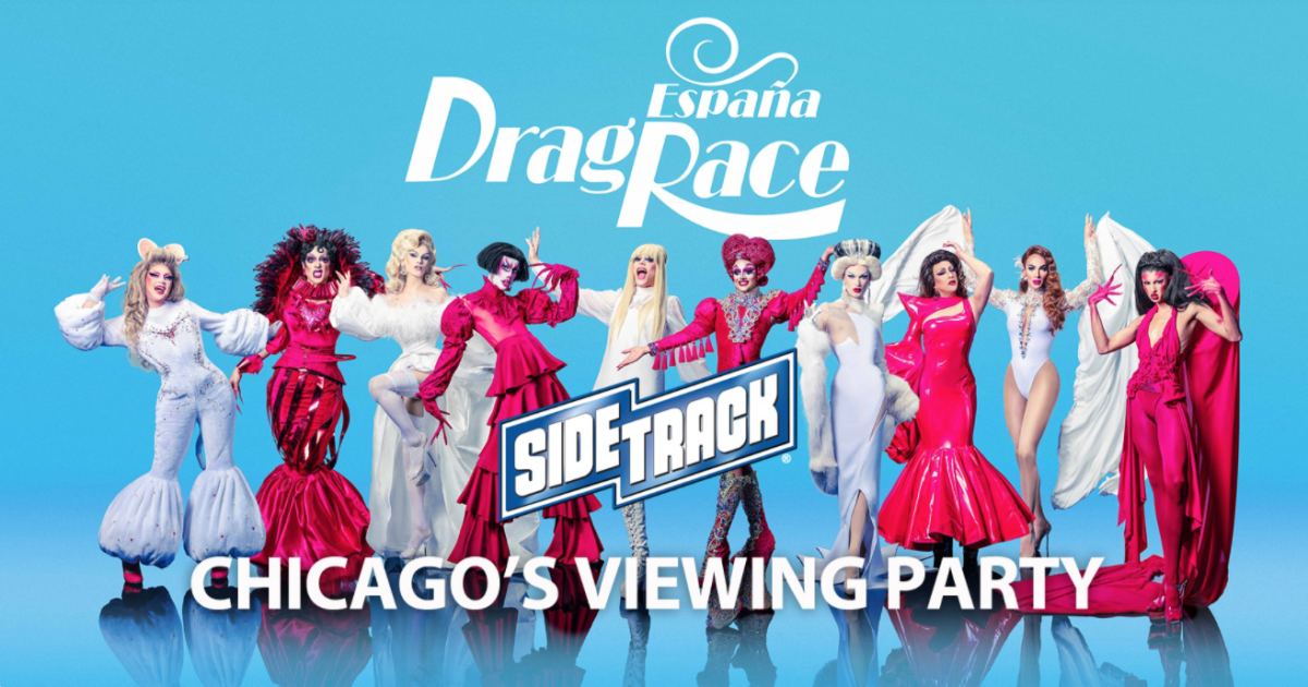 Chicago 6/20/21 Chicago's Drag Race España Viewing Party