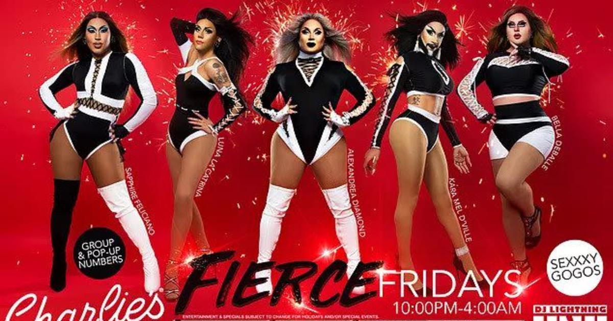 Chicago 6/25/21 Fierce Fridays