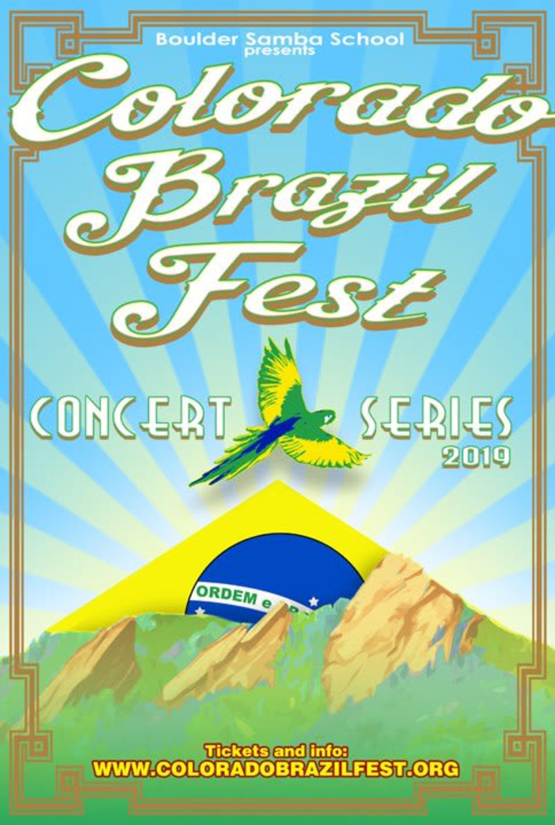 Colorado Brazil Fest in Denver & Boulder at Colorado