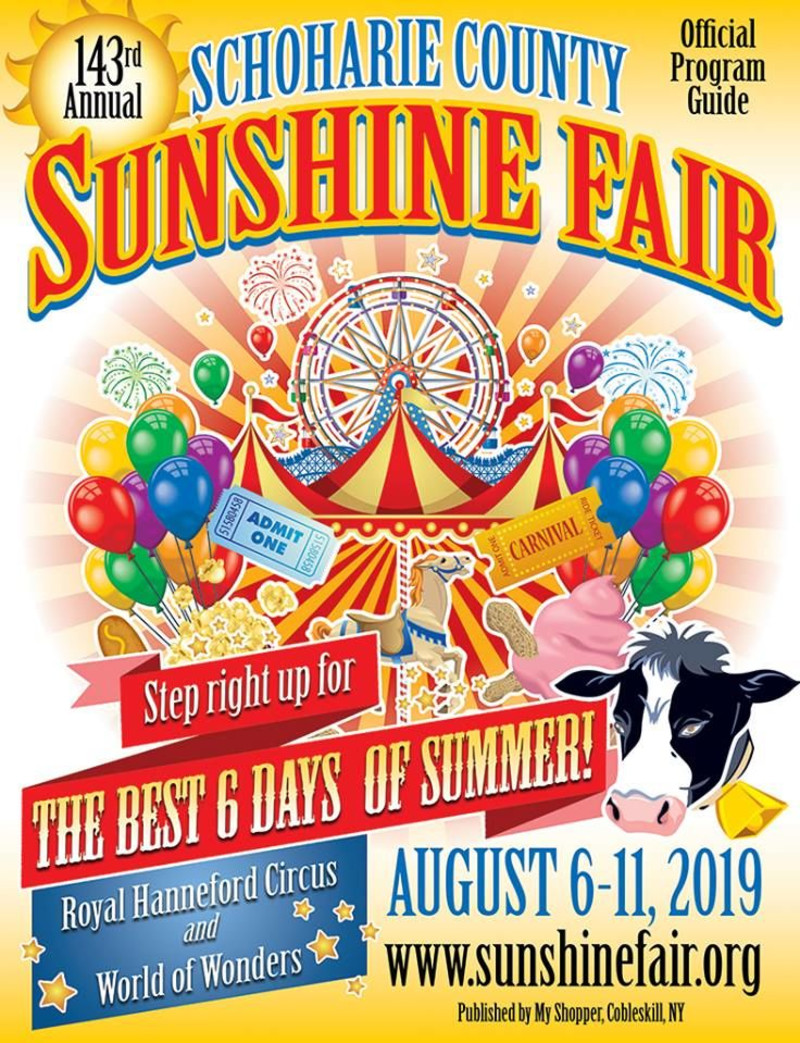 Cobleskill Sunshine Fair 2020.Schoharie County Sunshine Fair In Cobleskill At Cobleskill