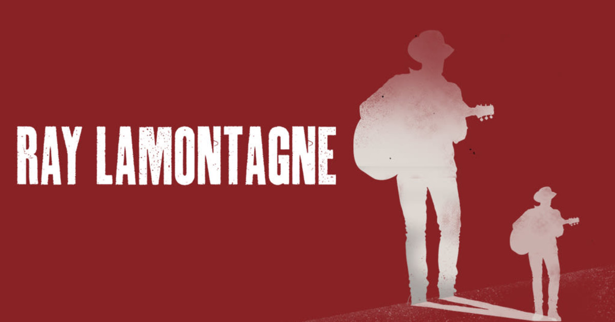 Ray LaMontagne: Just Passing Through at The Chicago Theatre
