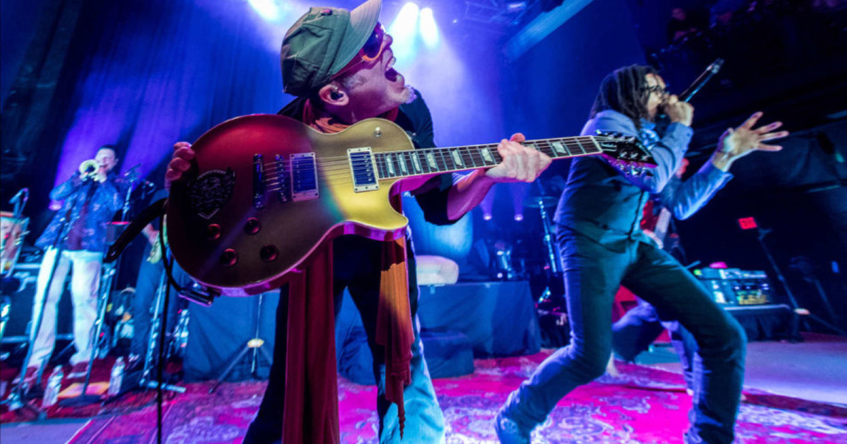 Thievery Corporation at House of Blues